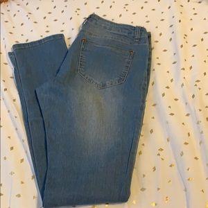 Ink - Rocker skinny jeans